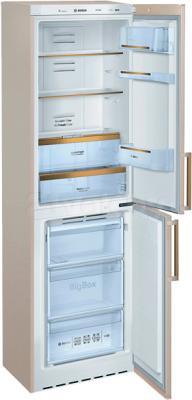 Холодильник с морозильником Bosch KGN39AK17R - в открытом виде