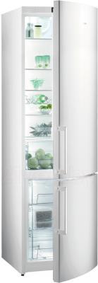 Холодильник с морозильником Gorenje RK6200FW - общий вид