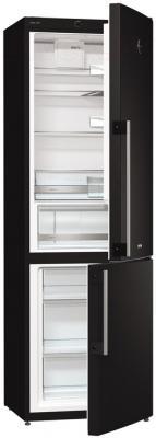Холодильник с морозильником Gorenje RK61FSY2B - общий вид