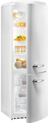 Холодильник с морозильником Gorenje RK60359OW - общий вид