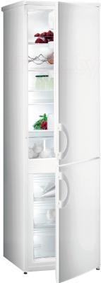 Холодильник с морозильником Gorenje RC4180AW - общий вид