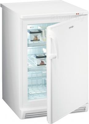 Морозильник Gorenje F6091AW - общий вид