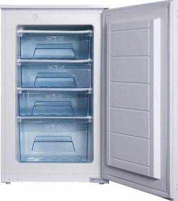 Морозильник Hansa FZ137.3 - в открытом виде