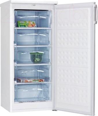 Морозильник Hansa FZ206.3 - в открытом виде