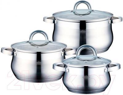 Набор кухонной посуды Peterhof PH-15236 - общий вид