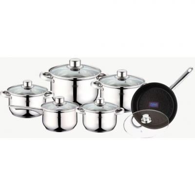 Набор кухонной посуды Peterhof PH-15748 - общий вид