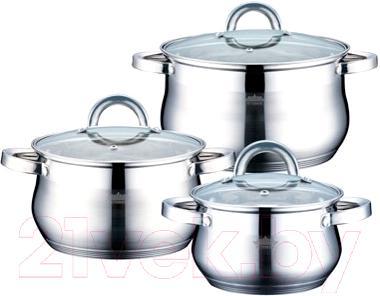 Набор кухонной посуды Peterhof PH-15759 - общий вид