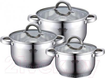 Набор кухонной посуды Peterhof PH-15771 - общий вид