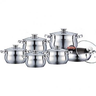 Набор кухонной посуды Peterhof PH-15773 - общий вид