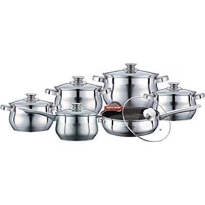 Набор кухонной посуды Peterhof PH-15774 - общий вид