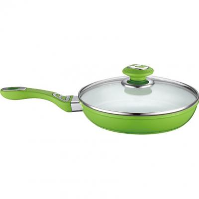 Сковорода Peterhof PH-15400-28 (зеленый) - общий вид