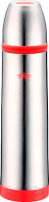 Термос для напитков Peterhof PH-12409-10 (красный/серебристый) - общий вид