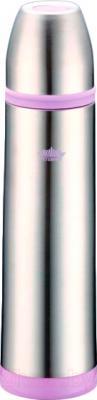 Термос для напитков Peterhof PH-12409-8 (фиолетовый) - общий вид
