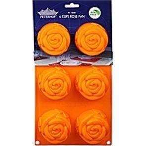 Набор для выпечки Peterhof PH-12840 (оранжевый) - общий вид