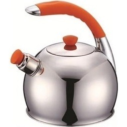Чайник со свистком Peterhof PH-15551 (Orange)