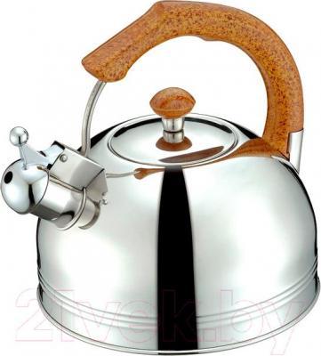 Чайник со свистком Peterhof SN-1406 - общий вид