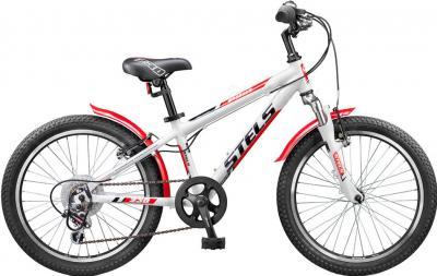Детский велосипед Stels Pilot 230 Boy (White-Red) - общий вид