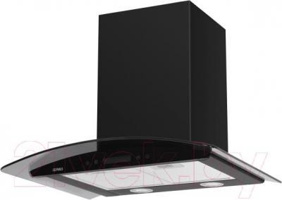 Вытяжка купольная Germes Alt Sensor 60 (черный) - общий вид