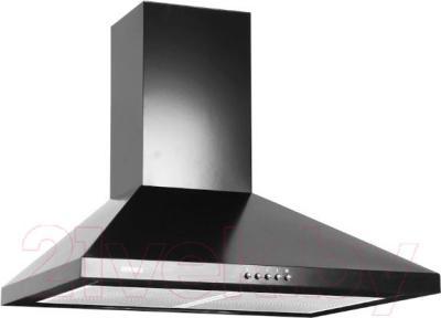 Вытяжка купольная Germes Piramida (60, черный) - общий вид