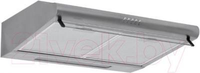 Вытяжка плоская Germes Slim (50, нержавеющая сталь) - общий вид