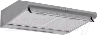 Вытяжка плоская Germes Slim (60, нержавеющая сталь) - общий вид