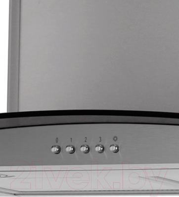 Вытяжка купольная Grand VERONA 60 (HC6236A-S) - элементы управления