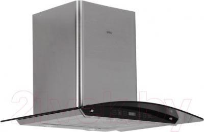 Вытяжка купольная Grand Verona Sensor 60 (HC6236A-S, нержавеющая сталь) - вполоборота