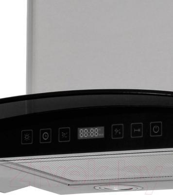 Вытяжка купольная Grand Verona Sensor 60 (HC6236A-S, нержавеющая сталь) - панель управления