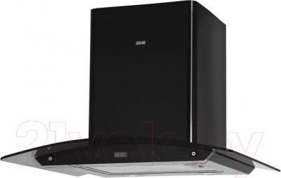 Вытяжка купольная Grand Verona Sensor 60 (HC6236A-S, черный) - общий вид