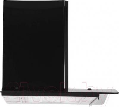 Вытяжка купольная Grand Verona Sensor 60 (HC6236A-S, черный) - вид сбоку