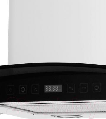 Вытяжка купольная Grand Verona Sensor 60 (белый) - панель управления
