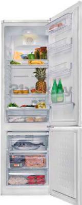 Холодильник с морозильником Beko CN329100S - в открытом виде