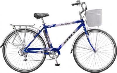 Велосипед Stels Navigator 370 (Blue) - общий вид