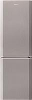 Холодильник с морозильником Beko CN333100X -
