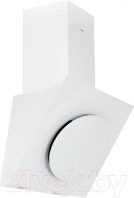 Вытяжка декоративная Grand Vega 60 (HF6186A-SA, белый) - общий вид