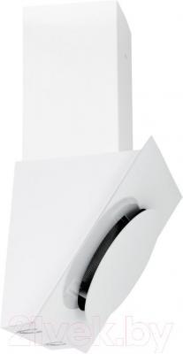Вытяжка декоративная Grand Vega 60 (HF6186A-SA, белый) - вид сбоку