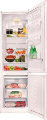 Холодильник с морозильником Beko CN335102 - в открытом виде