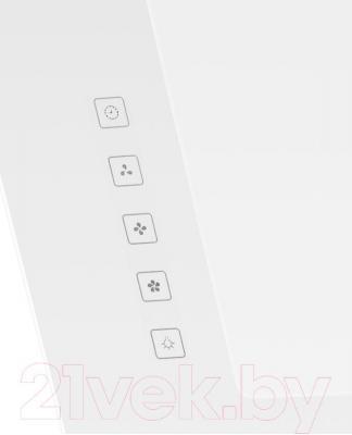 Вытяжка декоративная Grand Modena Sensor 60 (HC62119F-W) - панель управления