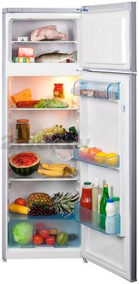 Холодильник с морозильником Beko DS325000S - в открытом виде