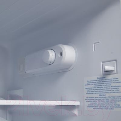 Холодильник с морозильником Beko DS325000S - панель управления
