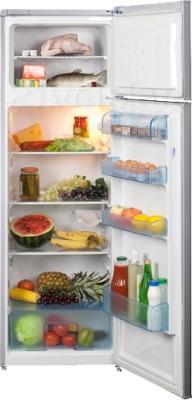 Холодильник с морозильником Beko DS328000S - в открытом виде
