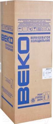 Холодильник с морозильником Beko DS328000S
