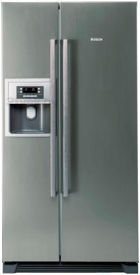 Холодильник с морозильником Bosch KAN58A45RU - общий вид
