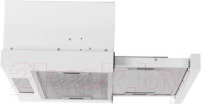 Вытяжка телескопическая Grand Toledo 50 (HB5202C-W) - вид сбоку