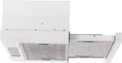 Вытяжка телескопическая Grand Toledo 60 (HB6202C-W) - вид сбоку