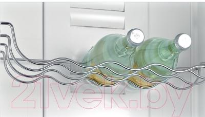 Холодильник с морозильником Bosch KGE36XW20R