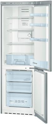 Холодильник с морозильником Bosch KGN36NL10R - в открытом виде