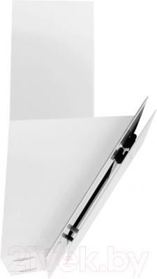 Вытяжка декоративная Grand HC9225F-W - вид сбок