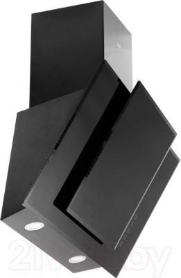Вытяжка декоративная Grand HC9225F-S (90, Black) - общий вид