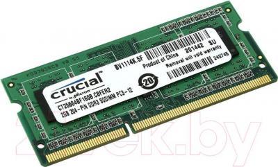 Оперативная память DDR3 Crucial CT25664BF160BJ